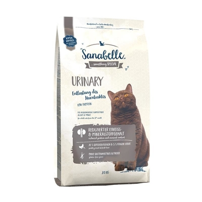 Sanabelle Urinary Katzenfutter, 2 kg