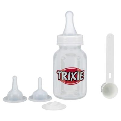 TRIXIE Saugflaschen-Set für Welpen und Kitten