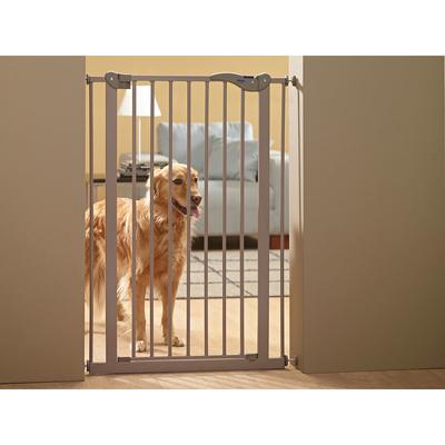 Savic Hundebarriere Absperrtür Dog Barrier, Höhe 107 cm, Breite 75-84 cm