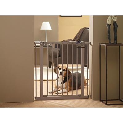 Savic Hundebarriere Absperrtür Dog Barrier, Höhe 75 cm, Breite 75-84 cm
