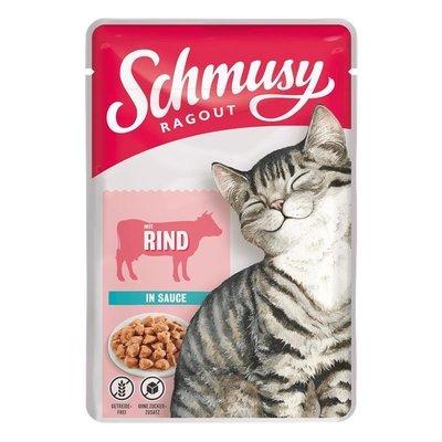Schmusy Katzen Futter Ragout in Sauce Preview Image