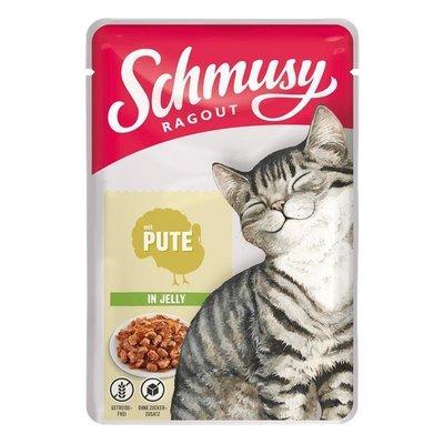 Schmusy Ragout in Gelee Katzen Futter Preview Image