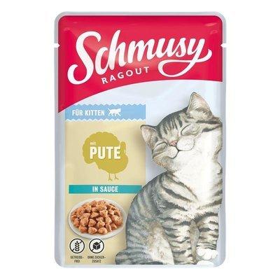Schmusy Ragout in Sauce Futter für Kitten Preview Image