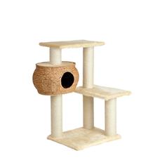 Silvio Design Kletterparadies Cestino für Katzen