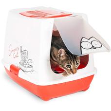 Karlie Simons Cat Katzentoilette