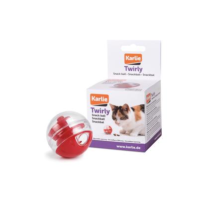 Snackball Twirly für Katzen