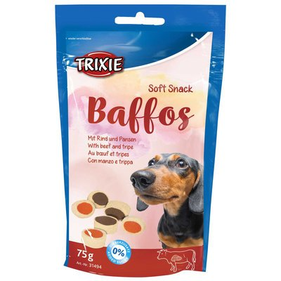 TRIXIE Soft Hundesnack Baffos mit Pansen