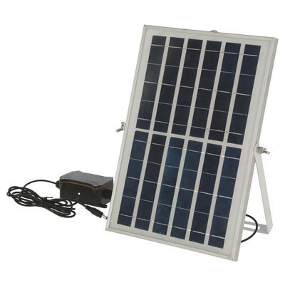Kerbl Solar-Akku-Set für automatische Hühnertür