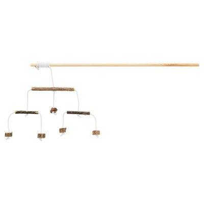 Trixie Spielangel mit Matatabi-Sticks