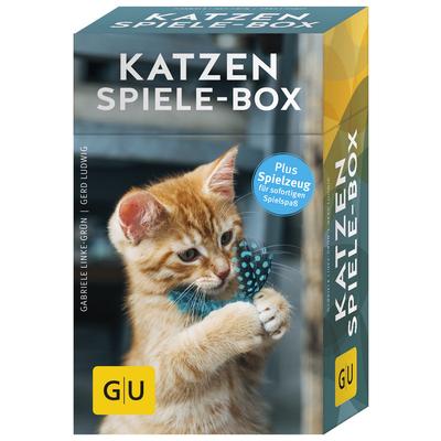 Spiele Box für Katzen
