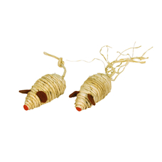 Kerbl Spielmäuse Nature für Katzen