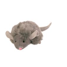 Squieky Maus Spielmaus für Katzen, 6 cm, mit Sound
