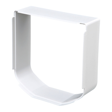 SureFlap Katzenklappe Tunnelverlängerung, für # 38530/38540, weiß