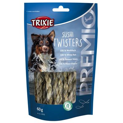 TRIXIE Sushi für Hunde Twisters