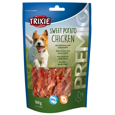 Sweet Potato Chicken Hundesnack