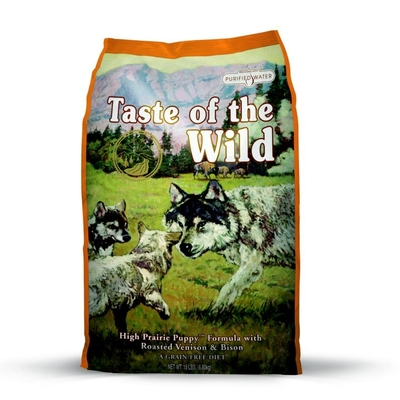 Taste of the Wild Prairie Puppy
