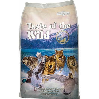 Taste of the Wild Wetlands Hundefutter