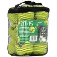 Karlie Tennisbälle für Hunde 12-er Set