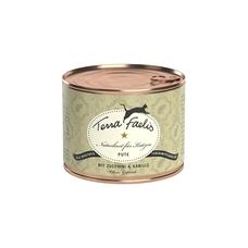 Terra Faelis Katzenfutter Nassfutter, Pute mit Sellerie und Ringelblume 12x200 g