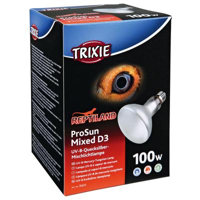Trixie Terrarium UV Mischlicht Lampe ProSun, UV-B, selbststartend