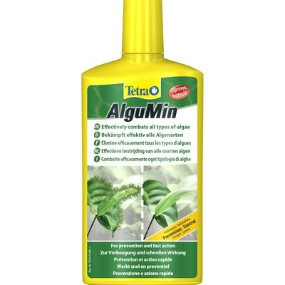 Tetra AlguMin Anti-Algen-Mittel