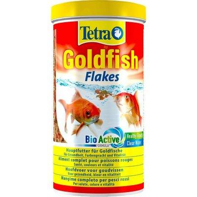Tetra Goldfish Flockenfutter