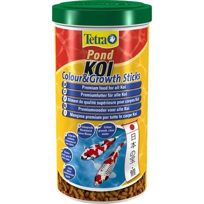 Tetra Pond Koi Sticks Colour & Growth