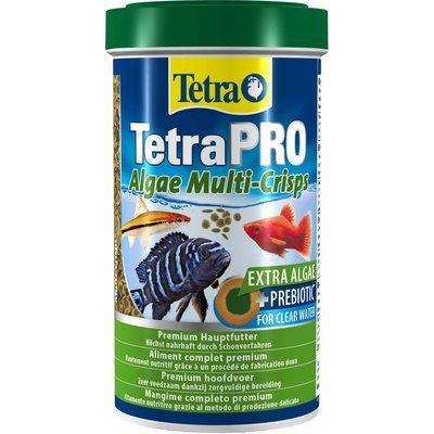 TetraPro Algae Flockenfutter für tropische Zierfische