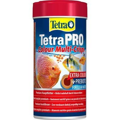TetraPro Colour Flockenfutter für tropische Zierfische