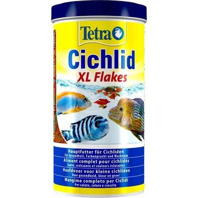Tetra XL Flakes Hauptfutter für Cichliden