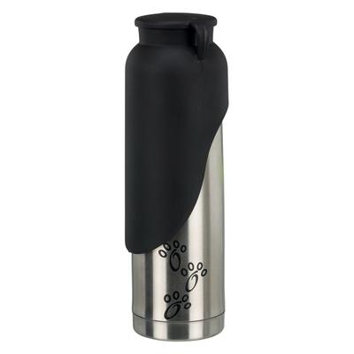 Thermoflasche mit Trinknapf