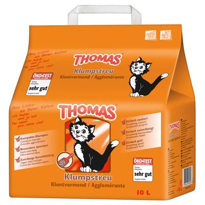Thomas - Klumpstreu