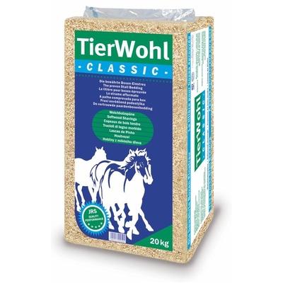 Rettenmaier Tierwohl Classic Hobelspäne Pferdeboxen Einstreu