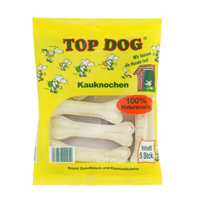 Top Dog Kauknochen Rind
