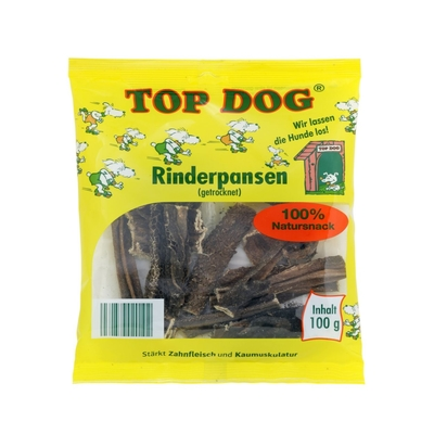 Top Dog Rinderpansen