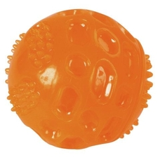 Kerbl ToyFastic Hundeball Squeaky bissfest