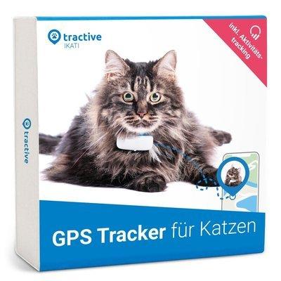 Tractive GPS Tracker IKATI für Katzen