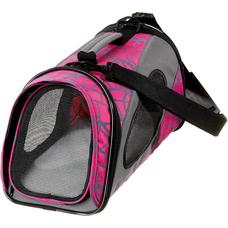 Tragetasche Smart Carry Bag für Katzen und kleine Hunde, L: L: 54 cm B: 27 cm H: 30 cm pink
