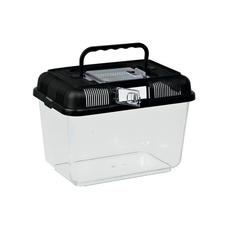 TRIXIE Transportbox Fütterungsbox für Terrarium