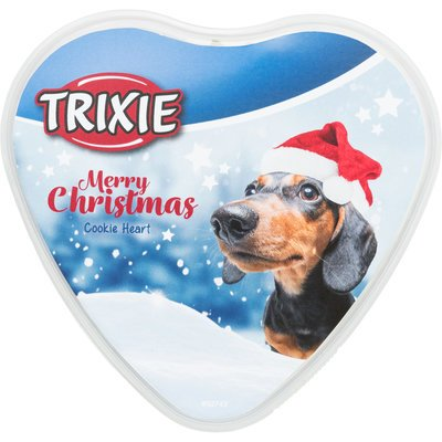 TRIXIE Christmas Cookie Hearts Hundesnack Preview Image