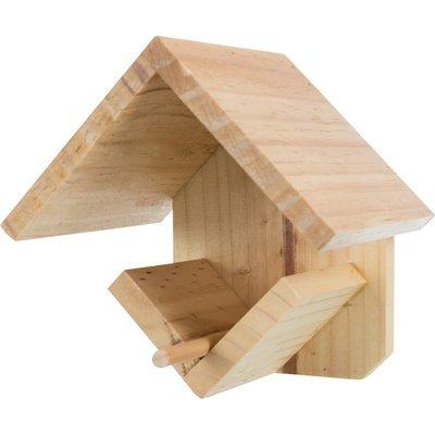 TRIXIE Erdnusspasten Halter aus Holz Preview Image