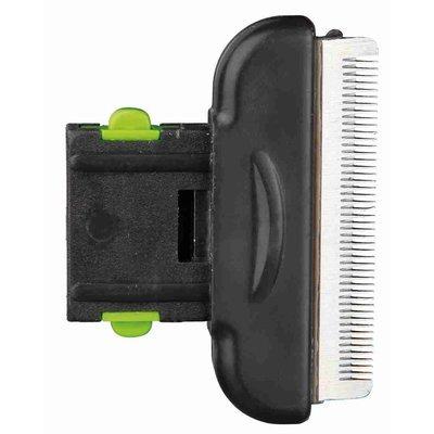 TRIXIE Ersatzkopf für Carding-Striegel extra scharf