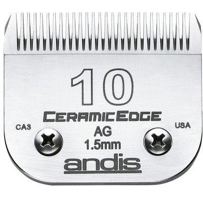 TRIXIE Ersatzscherkopf für Andis Typ MBG-4 und AGCB