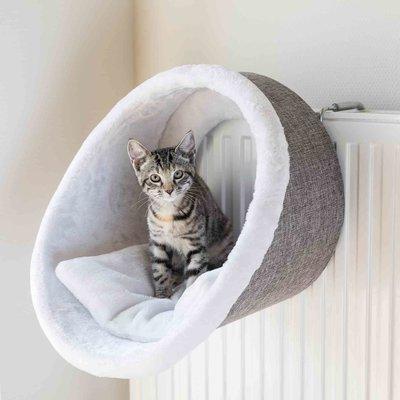 TRIXIE Katzen Hängehöhle für Heizkörper