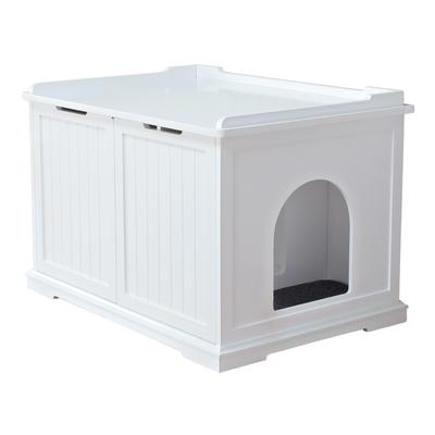 TRIXIE Katzenhaus für Katzentoilette, Schrank XL