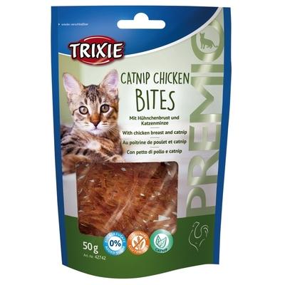 Trixie Katzensnack PREMIO Catnip Chicken Bites, 50 g