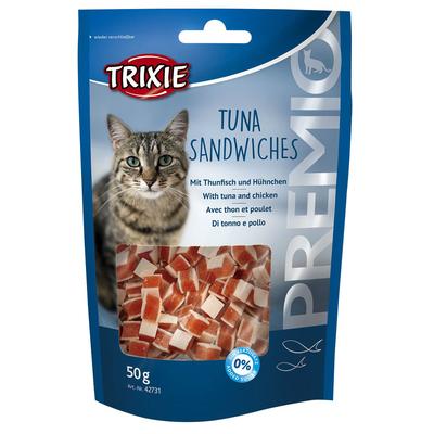 TRIXIE Katzensnack Tuna Sandwiches