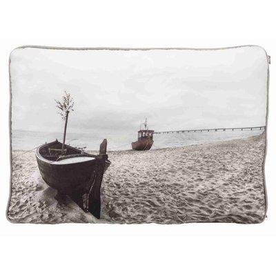 Trixie Kissen Beach mit Fotodruck