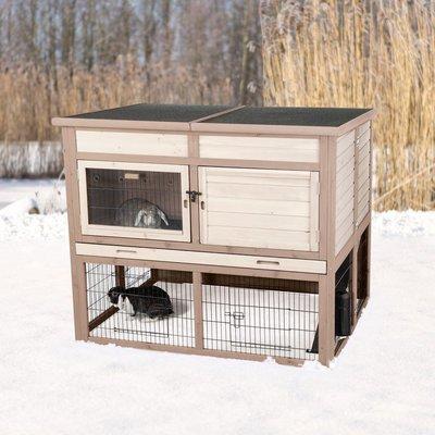 TRIXIE Natura Kleintierstall isoliert XL mit Wärmedämmung Preview Image