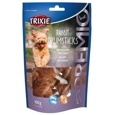 Trixie PREMIO Rabbit Drumsticks Hundesnacks
